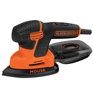 Black and Decker Mouse Detail Sander