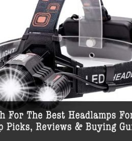 Best Headlamps For Fishing