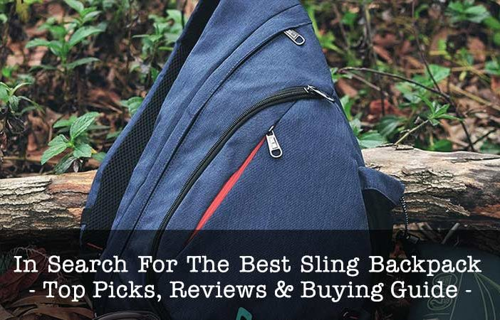 best sling backpack