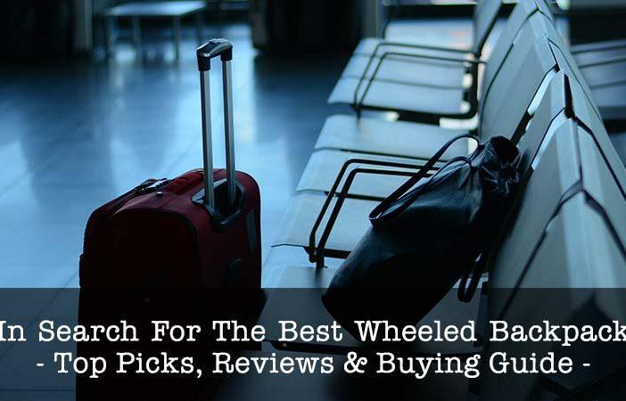 best wheeled backpack