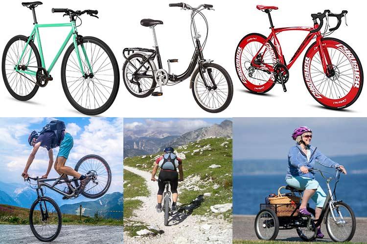choosing your bike