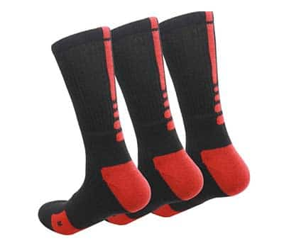 MUMUBREAL men's basketball socks