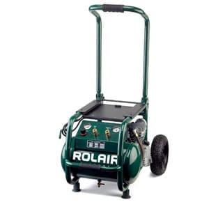 rolair vt25big 2.5 hp wheeled compressor