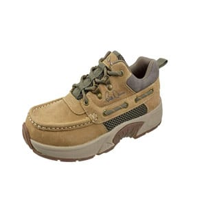 Rugged Shark Bill Dance Pro Boat Shoe, Premium Leather and Comfort, Fishing and Outdoor Shoe