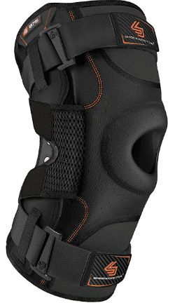 Shock Doctor Hinged brace for basketball