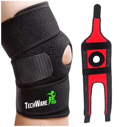 TechWare Pro Knee Brace For Basketball