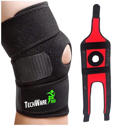 TechWare Pro Knee Brace For Basketball