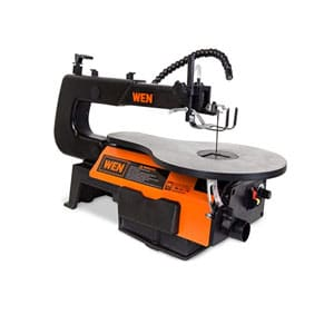 Two-Direction Variable Speed Scroll Saw
