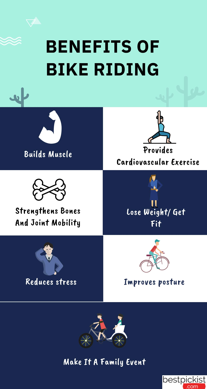 benefits of bike riding