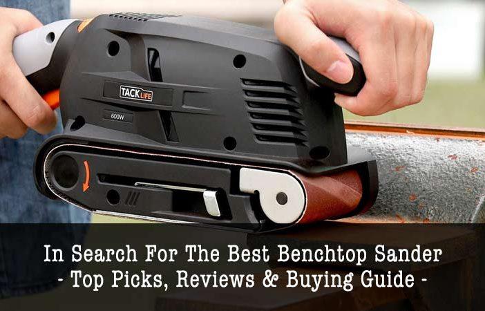 best benchtop sanders