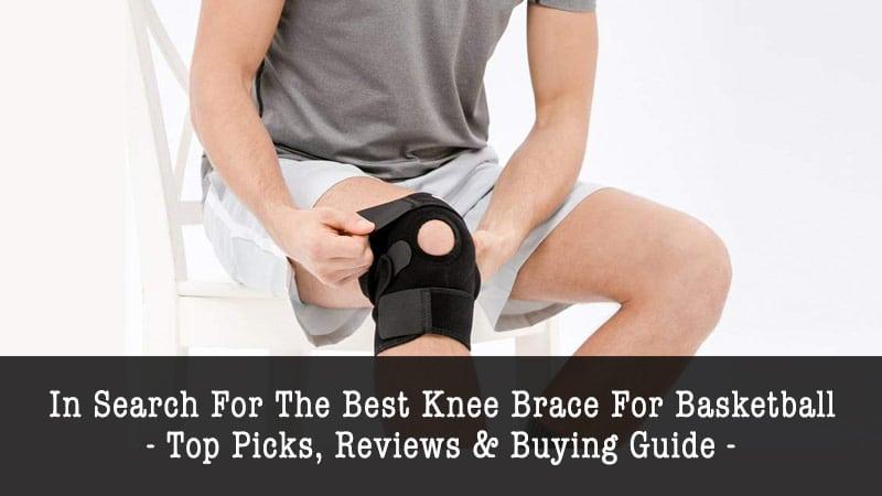 best knee brace for basketball