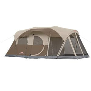 coleman weathermaster tent