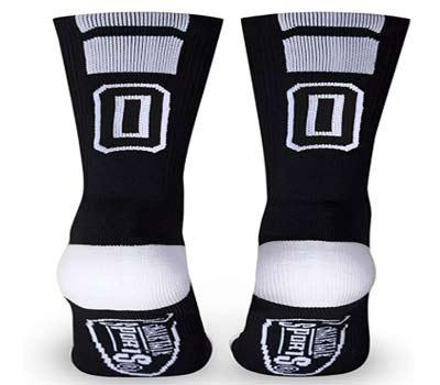 custom-team-number-crew-socks
