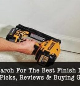finish nailer buying guide