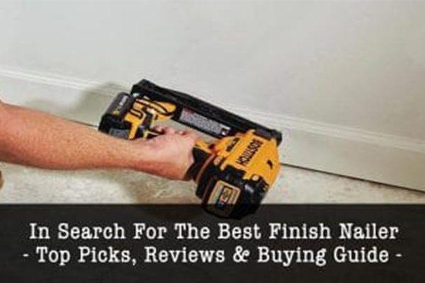 finish nailer buying guide