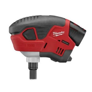 Milwaukee M12 Cordless Palm Nailer Kit, 2458-21