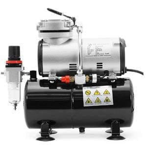 point zero hp airbrush compressor