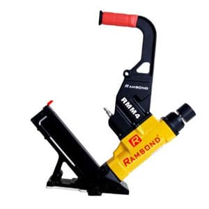 ramsond air hardwood flooring cleat nailer and stapler gun
