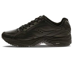 saucony men's grid omni walker walking shoe