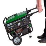 duromax XP4850EH-3850 running watts generator