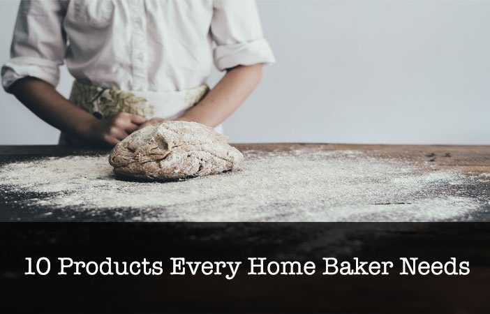 home baker needs