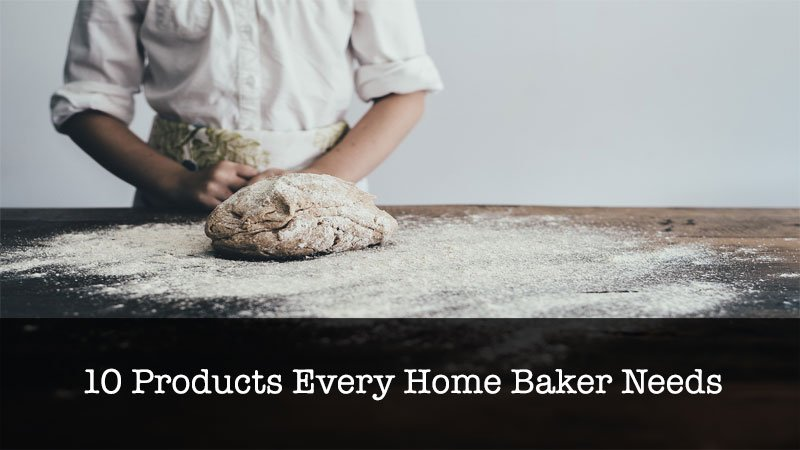 home baker needs