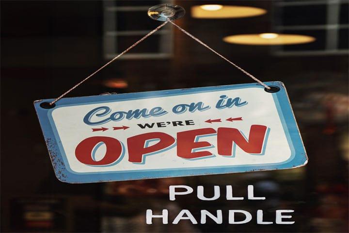 start a small business