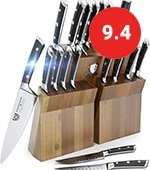 Dalstrong Knife Set Block