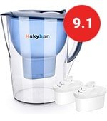 hskyhan water pitcher