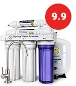 residential sink-water-filter