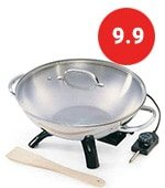 presto electric wok