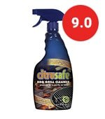 citrusafe grill cleaning spray