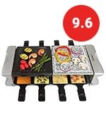 Cucinapro Raclette Table Grill