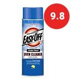easy-off max oven cleaner