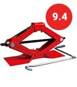 Torin Big Red Steel Scissor Jack