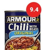 armour star chili beans