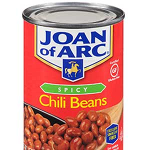 joan of arc spicy chili
