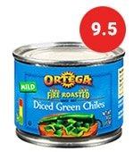 ortega green chiles