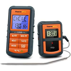 thermopro tp-07 wireless thermometer