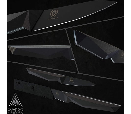 DALSTRONG paring knife design