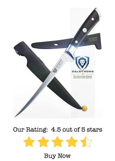 dalstrong gladiator fillet knife