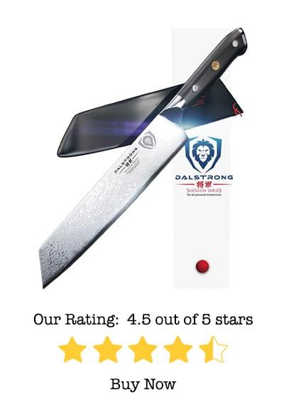 dalstrong kiritsuke chef knife review