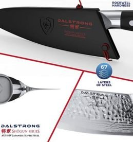dalstrong shogun series chef knife x review
