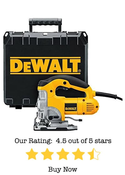 DeWalt DW331K Jigsaw Review
