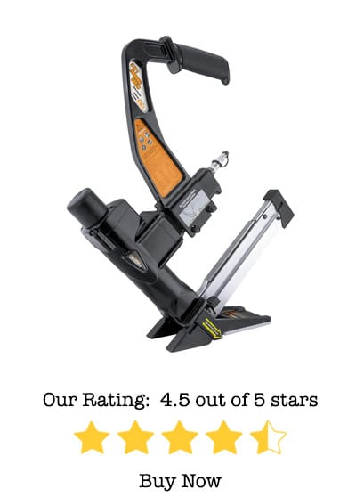 Freeman PFL618BR 3 In 1 Pneumatic Flooring Nailer Review