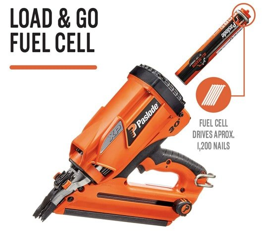 get started with paslode cordless framing nailer