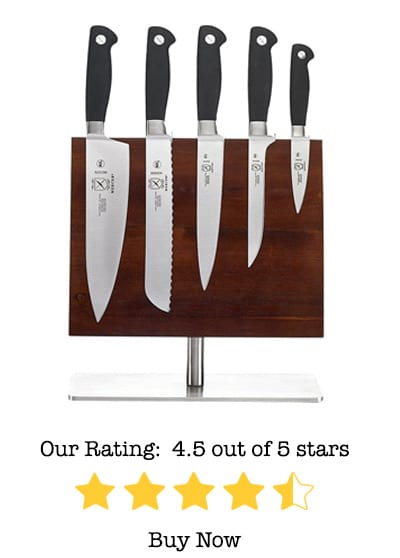 mercer culinary genesis 6 piece knife set review