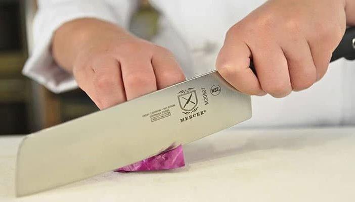mercer nakiri knife review