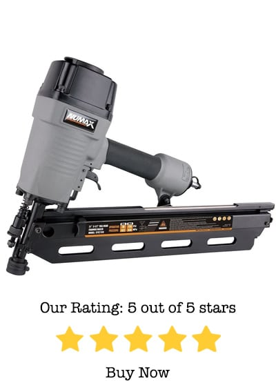 numax sfr2190 framing nailer review