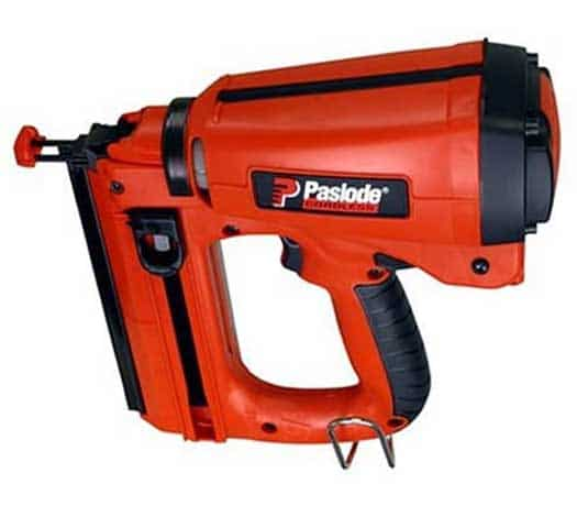 paslode straight finish nailer